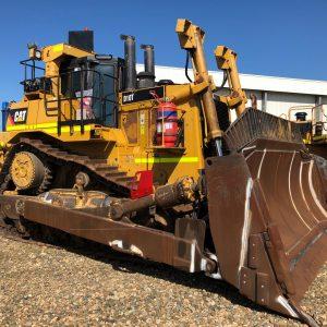 Caterpillar D10T track dozer