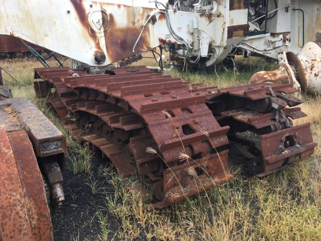 Dismantling now by BTP Group- Caterpillar Dozer Tracks D11R