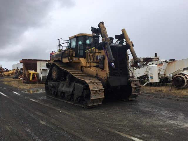 Dismantling now by BTP Group - Caterpillar Dozer D11R