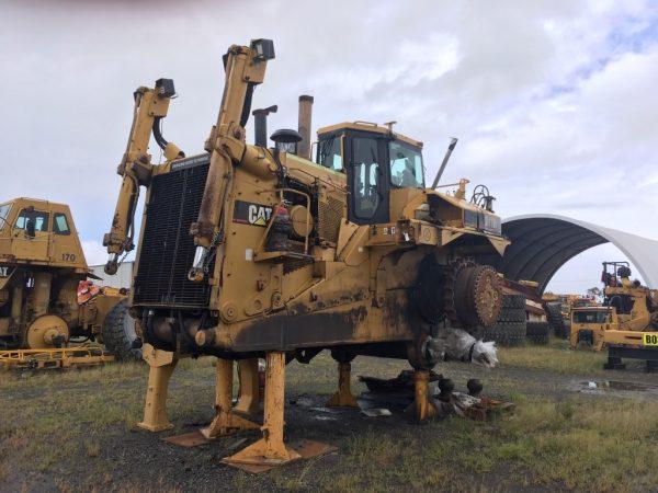 Caterpillar D11R • Cat D11R Dozer 7PZ00307 06