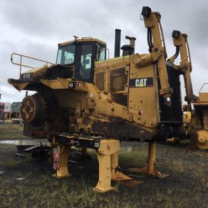 Used parts • Cat D11R Dozer 7PZ00307 07