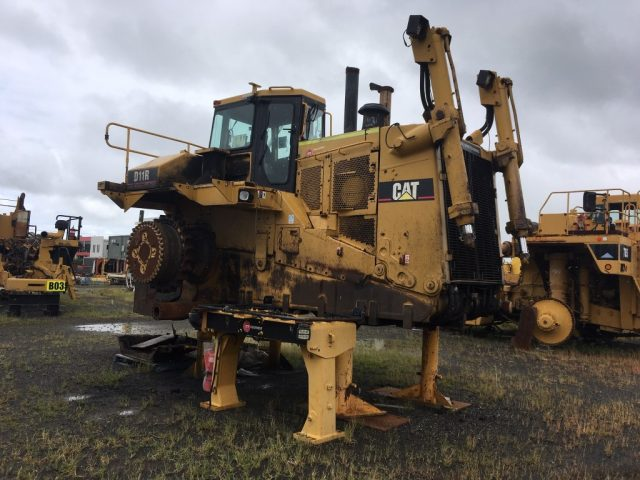 Dismantling now by BTP Group - Caterpillar Dozer D11