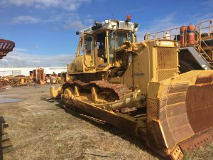 Dismantling now by BTP Group - Komatsu D355A