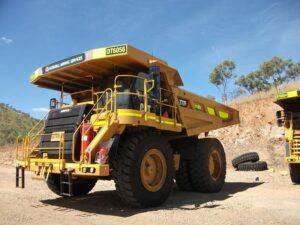 BTP Rentals - Caterpillar 777F Dump Truck - DT3125