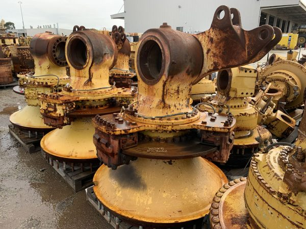 Used parts for sale by BTP Group - Komatsu 730E