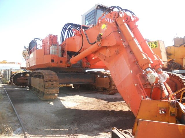 Dismantling now by BTP Group - Hitachi Excavator EX1900