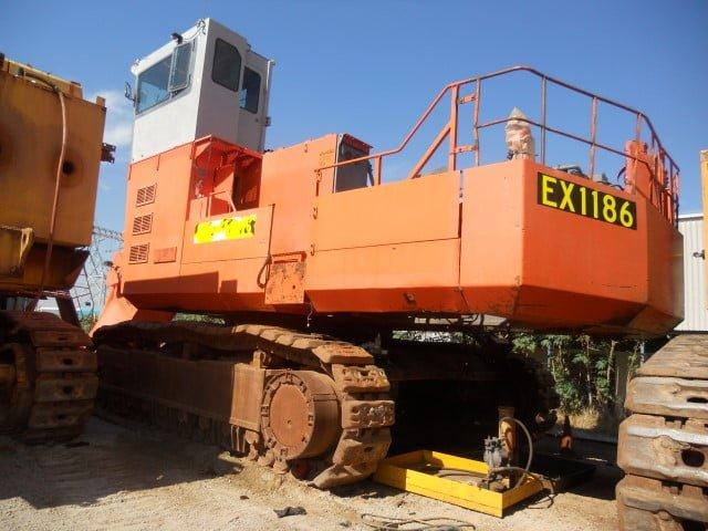 Dismantling now by BTP Group - Hitachi Excavator EX1900