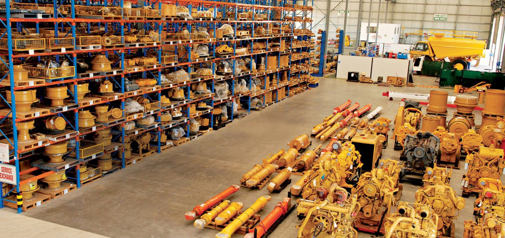 Parts overview • Homepage Hero PARTS Warehouse BTP Large