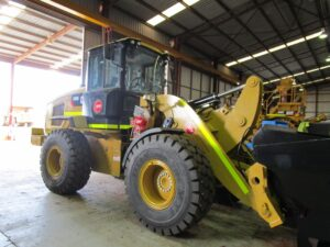 BTP Rentals - CAT 930K IT Loader - LD3005