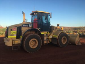 BTP - CAT 950H IT Loader - LD4003 - NEWMAN