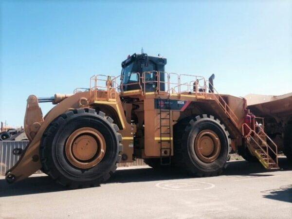 BTP Rentals - Caterpillar 993K Wheel Loader - LD7011