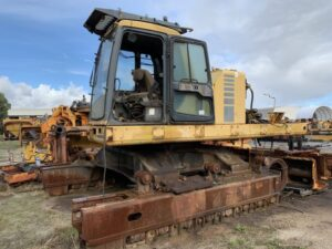 Used parts for sale by BTP Group - Komatsu PC8000