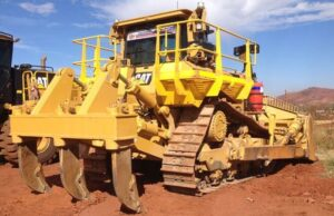 BTP Rental - Caterpillar D8T Dozer - TD3001