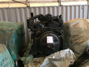 Parts for sale by BTP Group - Komatsu WA900-3