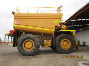 BTP Rentals - Caterpillar 785C Water Cart - WC4008