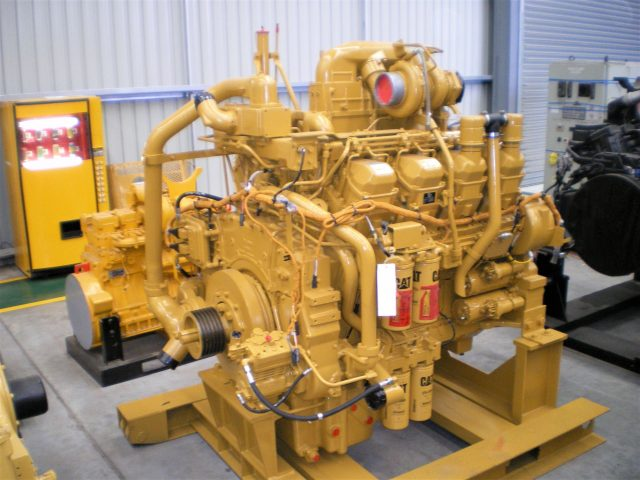 BTP Service Exchange - Caterpillar 777D Engine 1973816