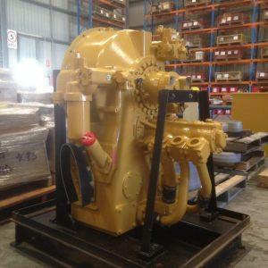 torque converter • 2407186 793D Torque Converter