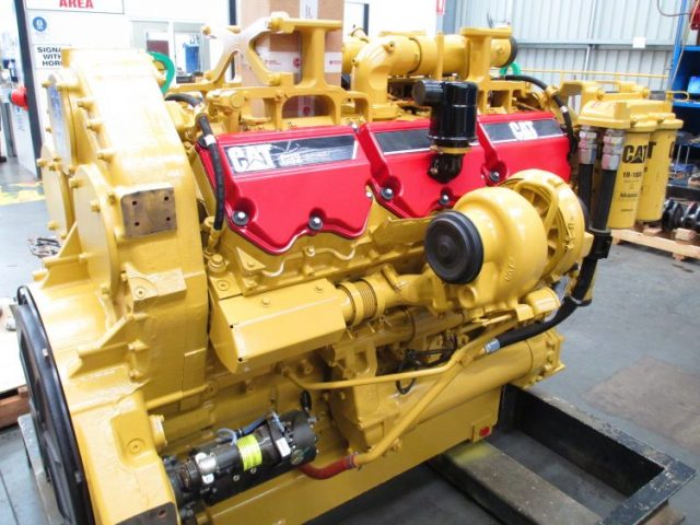 Parts for sale by BTP Group - Caterpillar Engine 992K