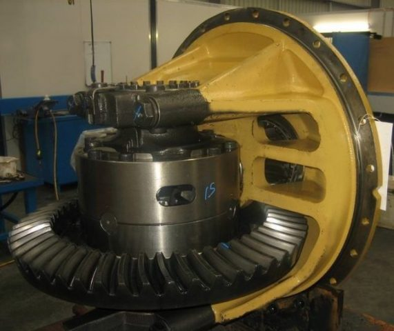 Parts for sale by BTP Group - Differential Caterpillar 773B