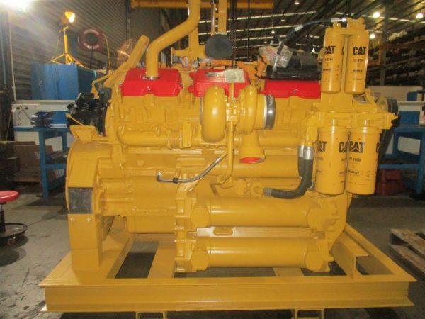 Engine Arrangement (Air to Air) (187-9072) • 773E Engine Arrangement 1879072