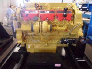 Engine Arrangement Caterpillar 775F