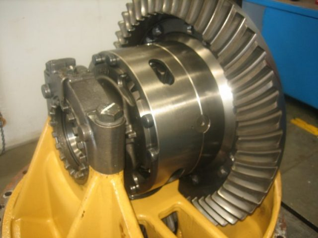 Parts for sale by BTP Group - Differential Group 777D