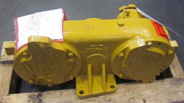 Parts for sale by BTP group - Pump Drive Assembly Caterpillar 777D