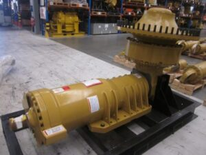Front Corner Assembly Caterpillar 789C