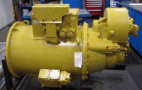 Transmission Arrangement (279-2520) • 793C Transmission Assembly