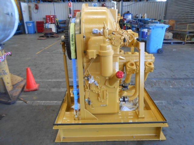 Torque Converter Assembly Caterpillar 793F