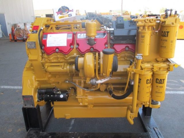 Caterpillar Engine 845K