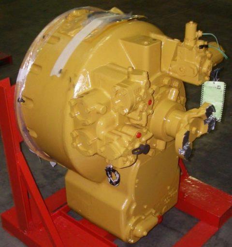 Parts for sale by BTP Group - Torque Converter Caterpillar 777D
