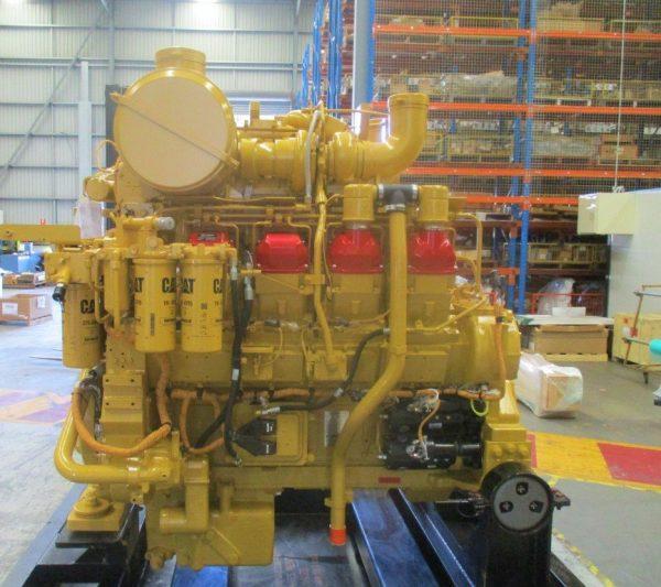 Engine (225-6065) • 992G Engine 217 7092 225-6065