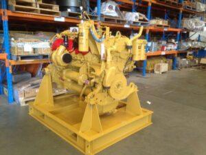 BTP Group Service Exchange Parts - Engine D10T