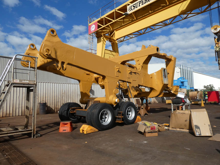 CAT 793c Truck Rebuilds Photo Gallery • BTP Group 793 Rebuild Pics for staff only 21