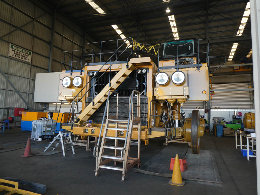 CAT 793c Truck Rebuilds Photo Gallery • BTP Group 793 Rebuild Pics for staff only 3