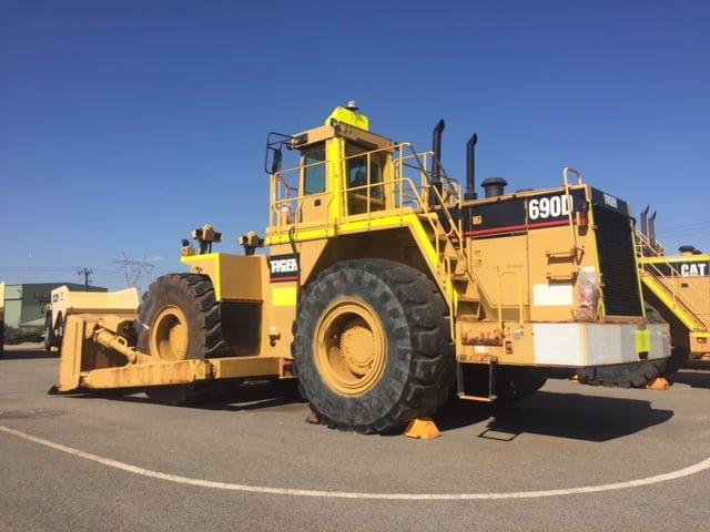 For Sale by BTP Group - Caterpillar 690D Wheel Dozer