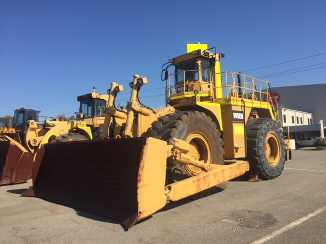 For Sale by BTP Group - Caterpillar 6390D wheel dozer