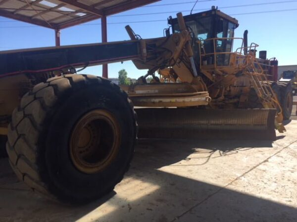 Caterpillar 24H Grader • BTP Group HZM CAT 24H Grader GR4001 1 edited .7KK00088