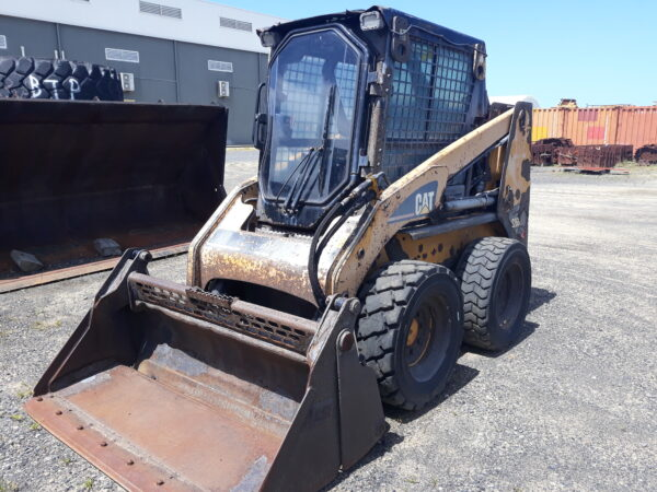 Caterpillar 226B Skid Steer Loader • BTP Group QLD Used Equipment for sale Caterpillar 226B Skid Steer Loader LD1001b scaled MWD00682