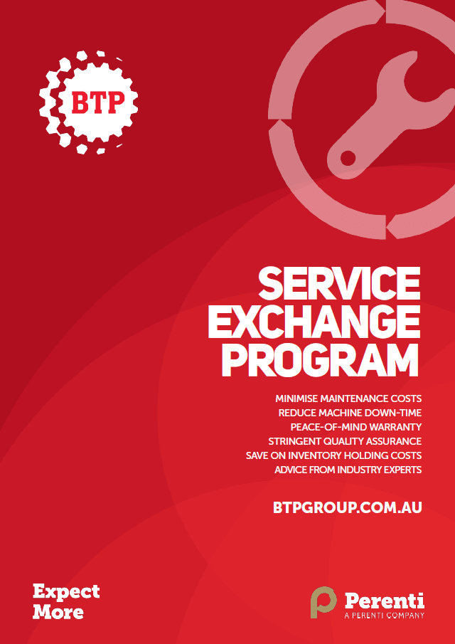BTP Group Service Exchange SX Catalogue