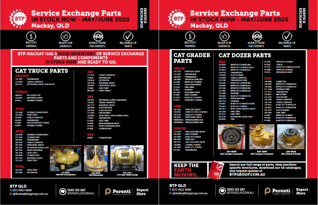 Service Exchange • SX Mackay May June