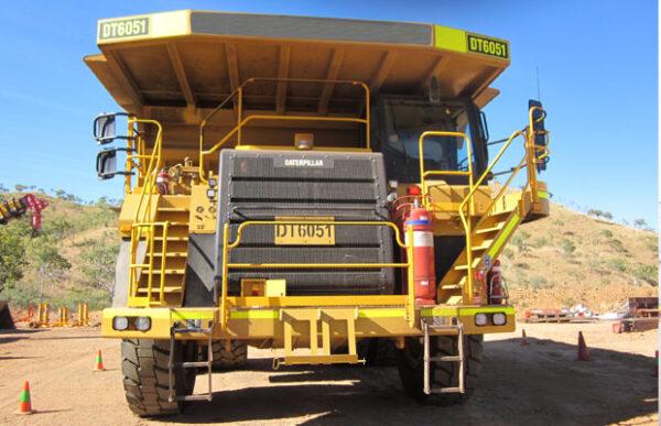 CAT 2009 777F Dump Truck (DT3029) • JRP01467 01 JRP01467 (DT3029)