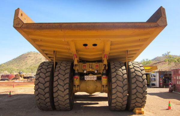CAT 2009 777F Dump Truck (DT3029) • JRP01467 02 JRP01467 (DT3029)