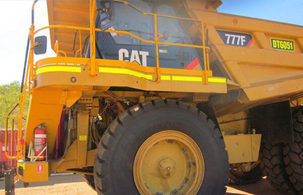 CAT 2009 777F Dump Truck (DT3029) • JRP01467 03 JRP01467 (DT3029)