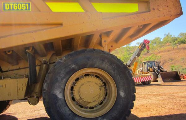 CAT 2009 777F Dump Truck (DT3029) • JRP01467 04 JRP01467 (DT3029)